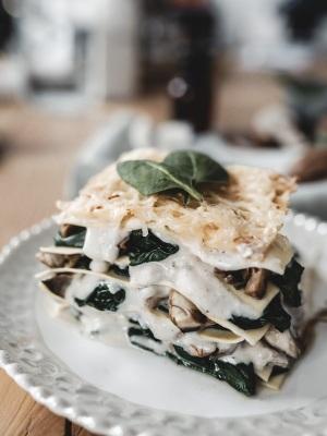 recette-lasagnes-epinards-ricotta-champignons-vegetarienne-5