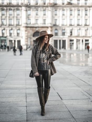 idee-look-veste-chemise-carreaux-sandro-blogmode-ByOpaline-Lyon-3