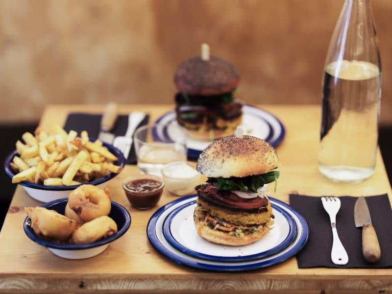 meilleurs burgers vegetariens lyon selection