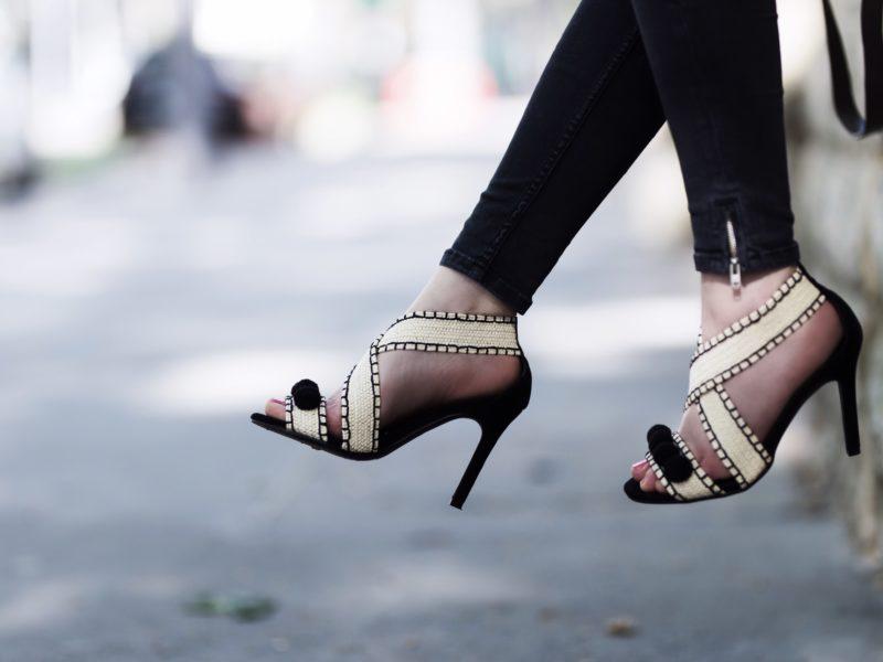 Sandales pompons by opaline - Sandales a pompons ...