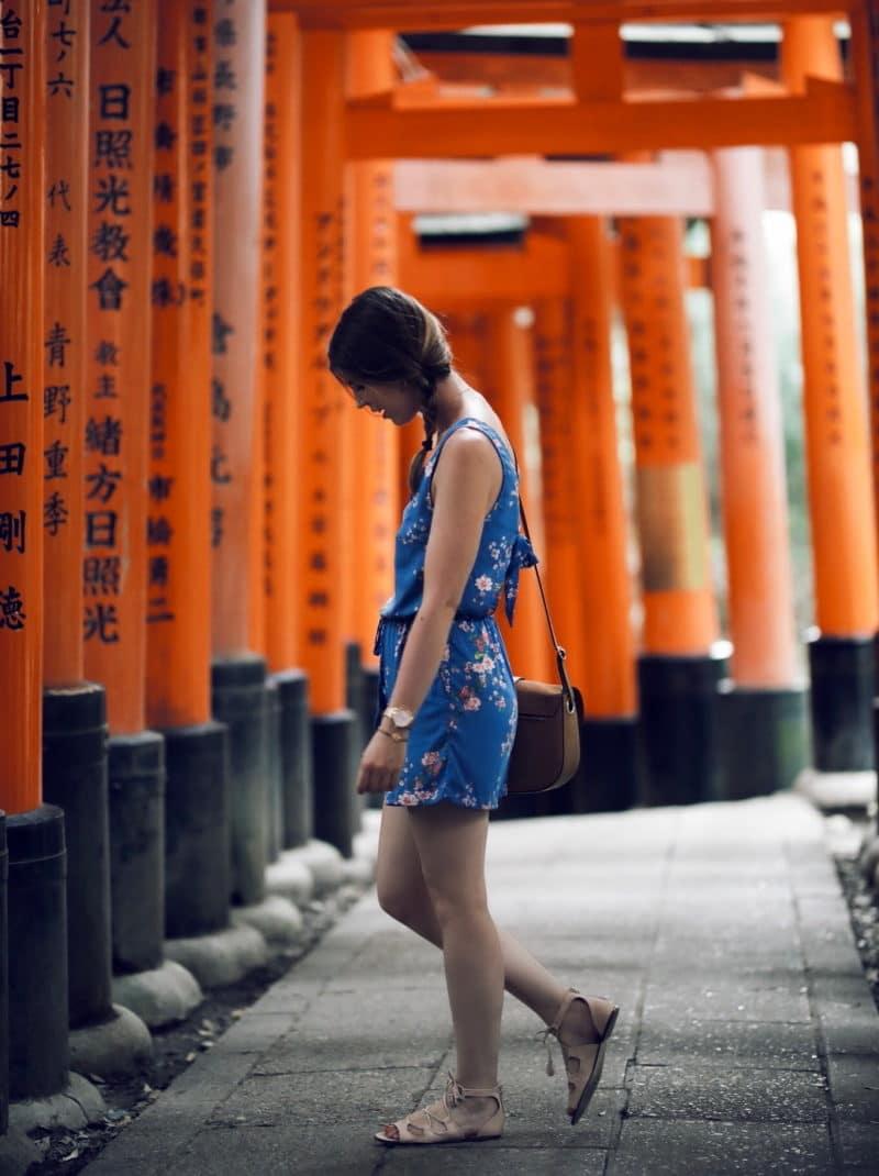 combishort fleurie kyoto profil