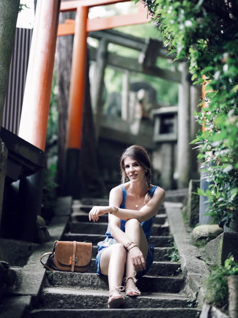 combishort fleurie kyoto assise