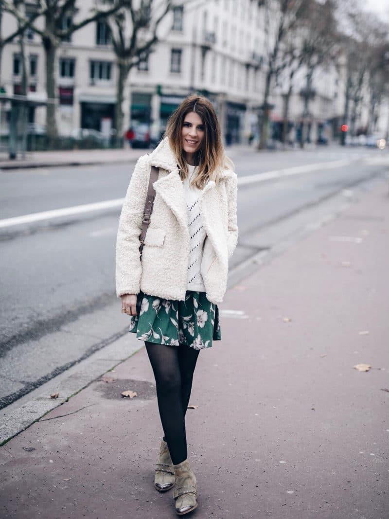 Robe Fleurie Il N Y A Pas De Saison Pour En Porter By Opaline