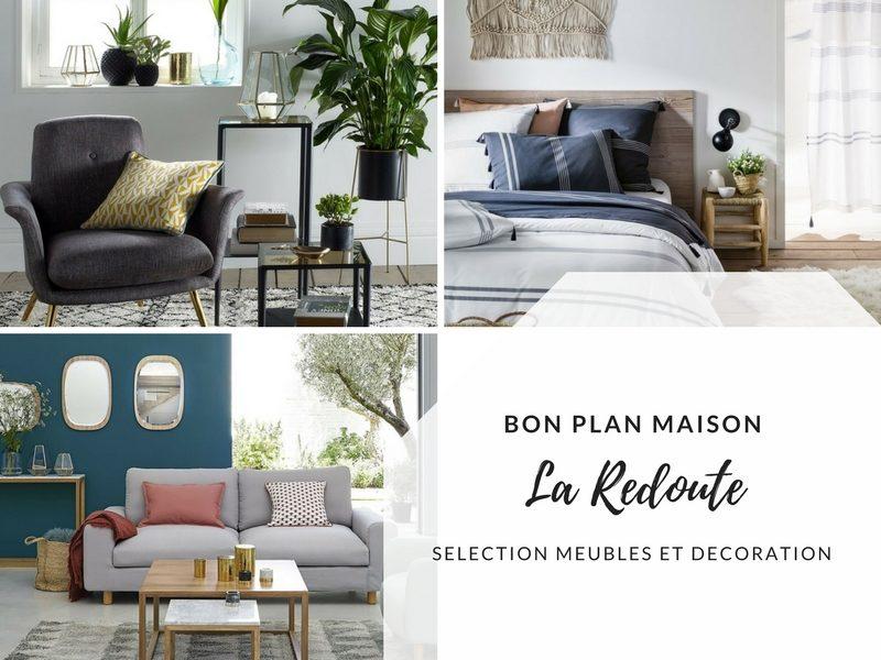 Bon plan réduction La Redoute Intérieur et sélection meubles et décoration