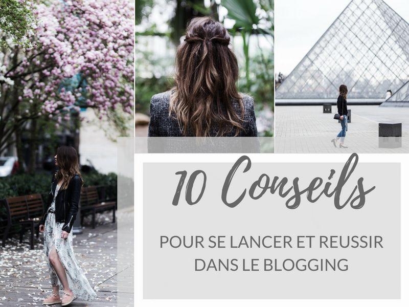 10 conseils pour se lancer et réussir dans le blogging photo