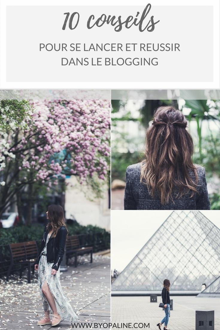 10 conseils pour se lancer et réussir dans le blogging pinterest