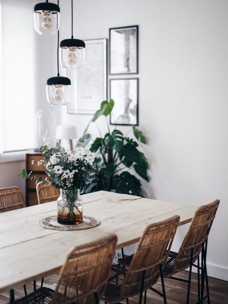 Décoration salon salle à manger : découvrez mon intérieur - By Opaline