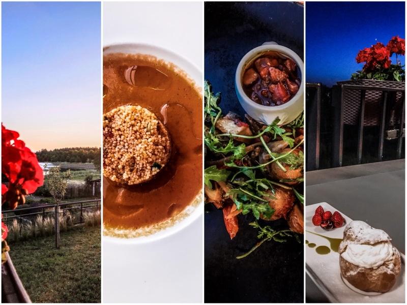 Hotel Golden Tulip Lyon blog By Opaline restaurant le Cocon
