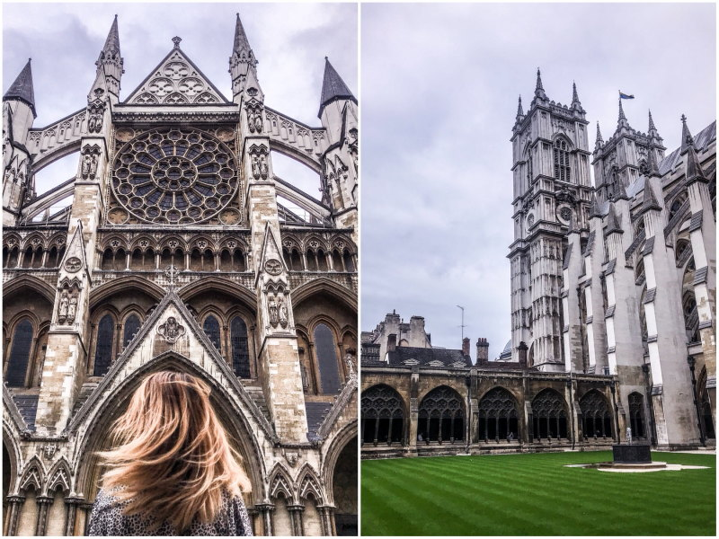 City guide Londres blog voyage By Opaline Westminster