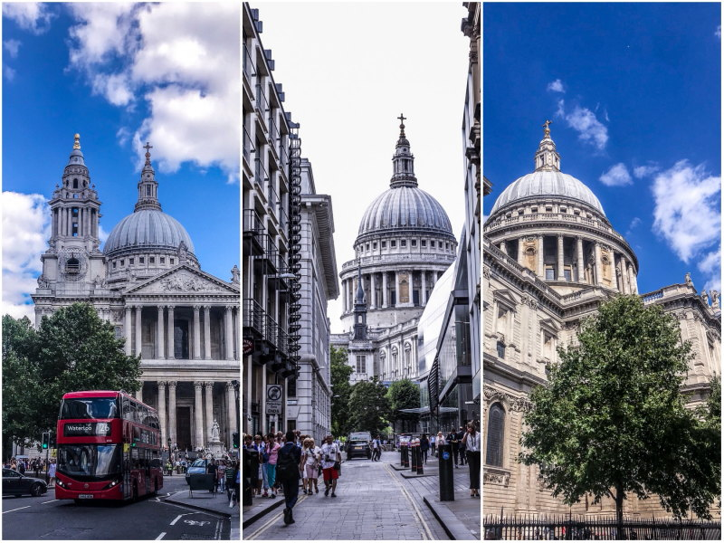 City guide Londres blog voyage By Opaline St Paul