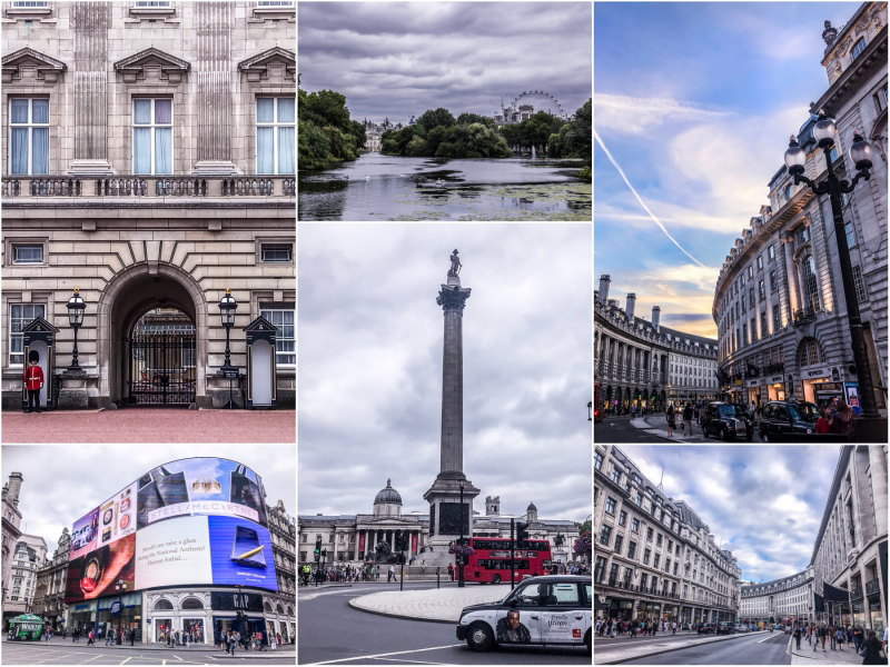 City guide Londres blog voyage By Opaline rues