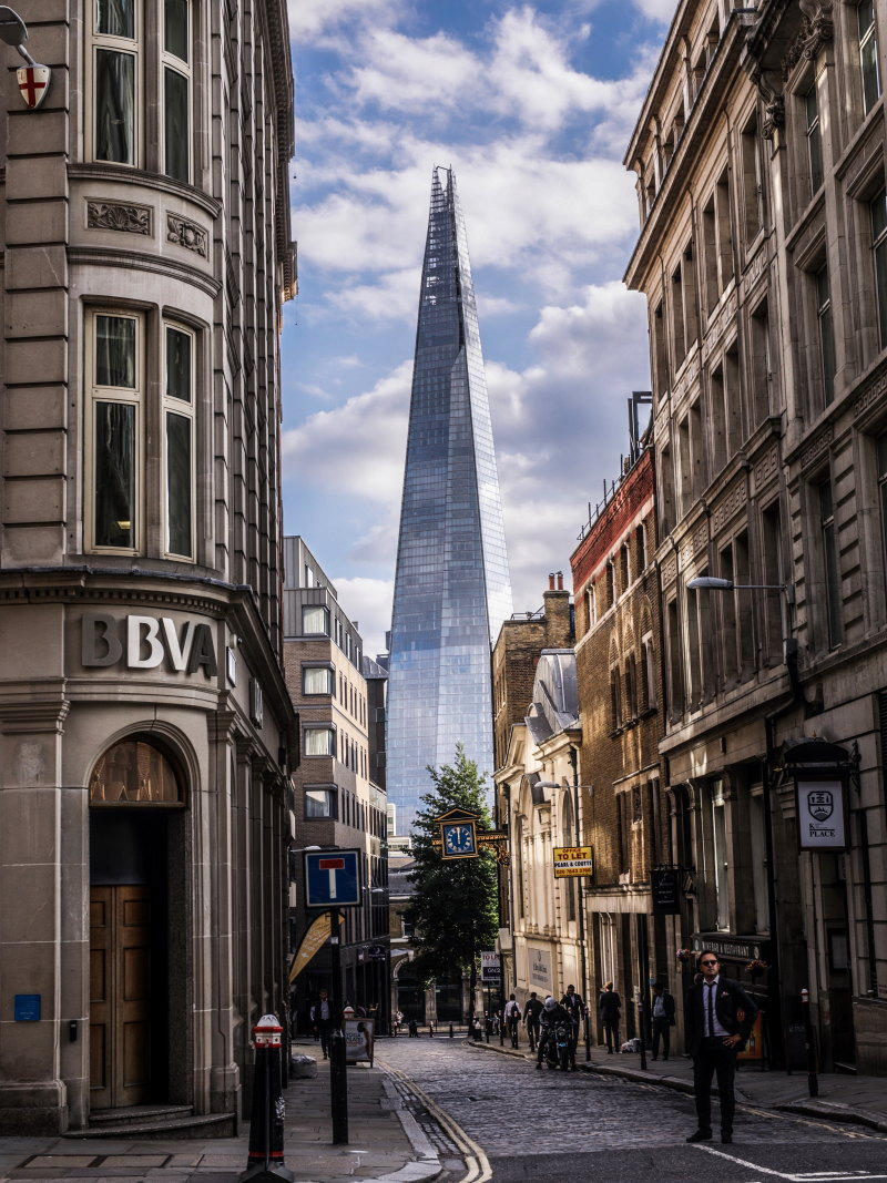 Londres végétarien bonnes adresses blog voyage By Opaline the shard
