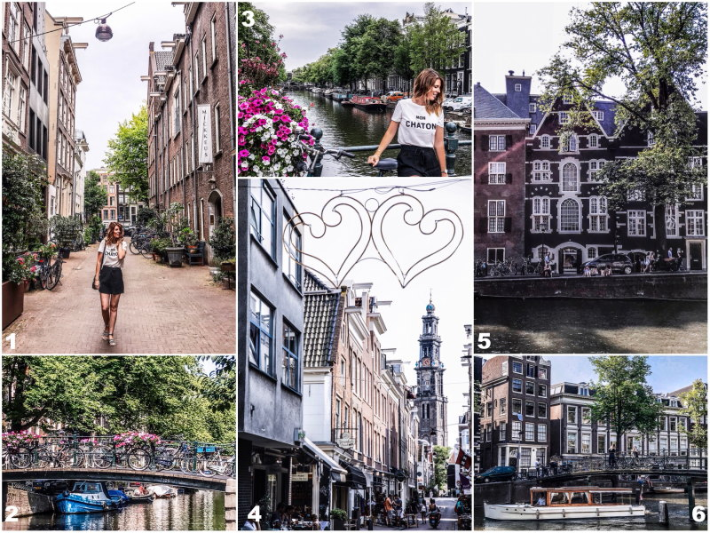 City guide Amsterdam By Opaline blog voyage Jordaan et canaux ouest