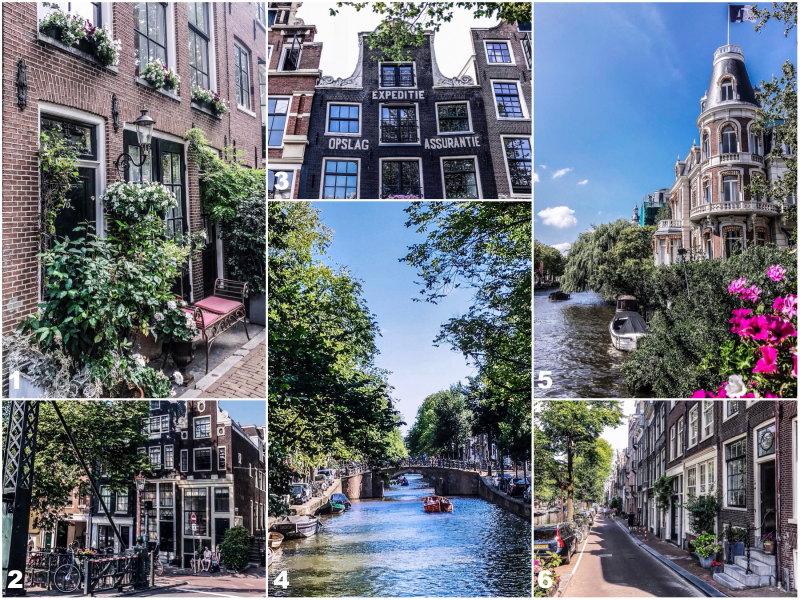 City guide Amsterdam By Opaline blog voyage canaux sud et De Pijp