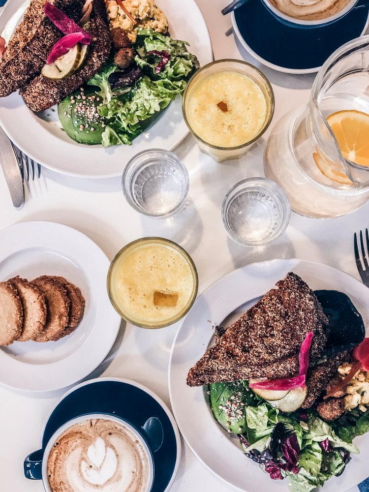 Brunch végétarien Lyon - Konditori