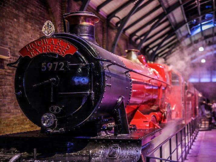 Studios Harry Potter Londres Hogwart Express