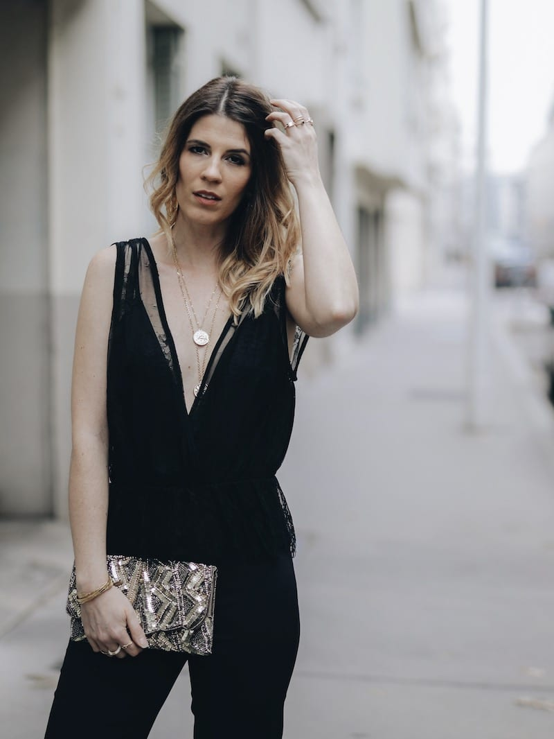 Cinq looks de fêtes en recyclant sa garde-robe Idées tenues de fêtes petit budget