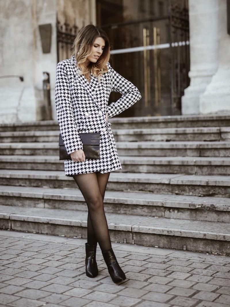 Look femme classique Saint Valentin Boohoo blog mode By opaline