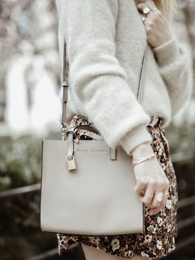 Look femme sac mini Grind Marc Jacobs blog mode France Lyon By Opaline