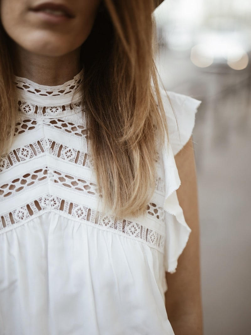 Look femme robe Ba&sh Zenna, une robe trois looks