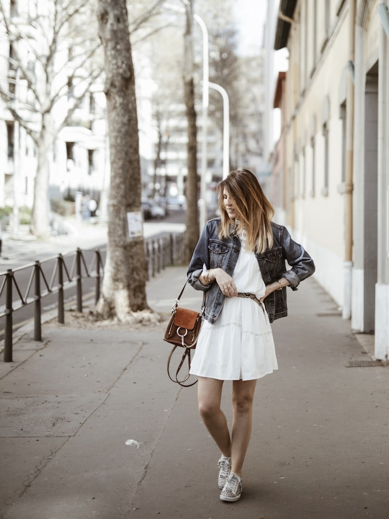 Look femme casual printemps blog mode Lyon France By Opaline