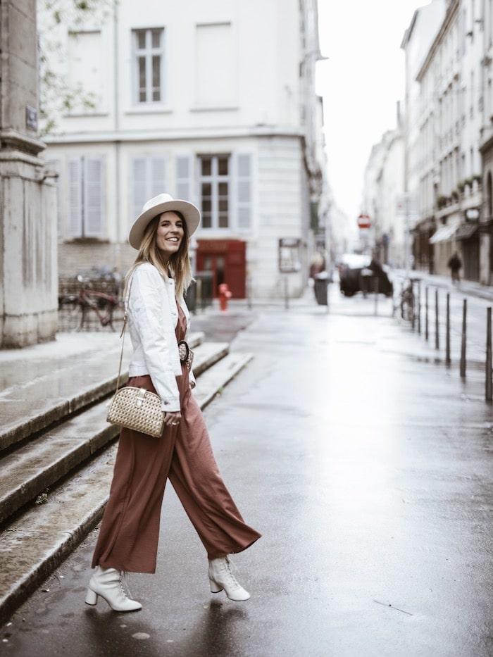 Look femme printemps 2019 combinaison Zara blog mode France Lyon By Opaline