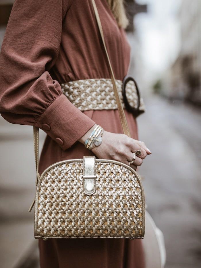 Look femme printemps 2019 sac Maradji blog mode France Lyon By Opaline