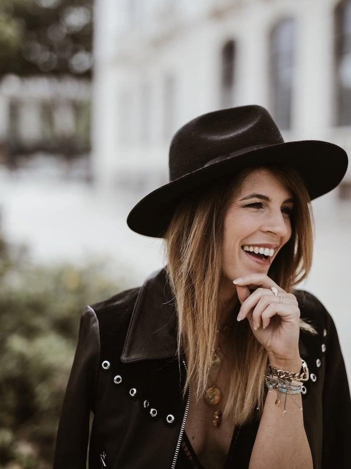 Portait chapeau lack of Colors femme 2019 blog mode France