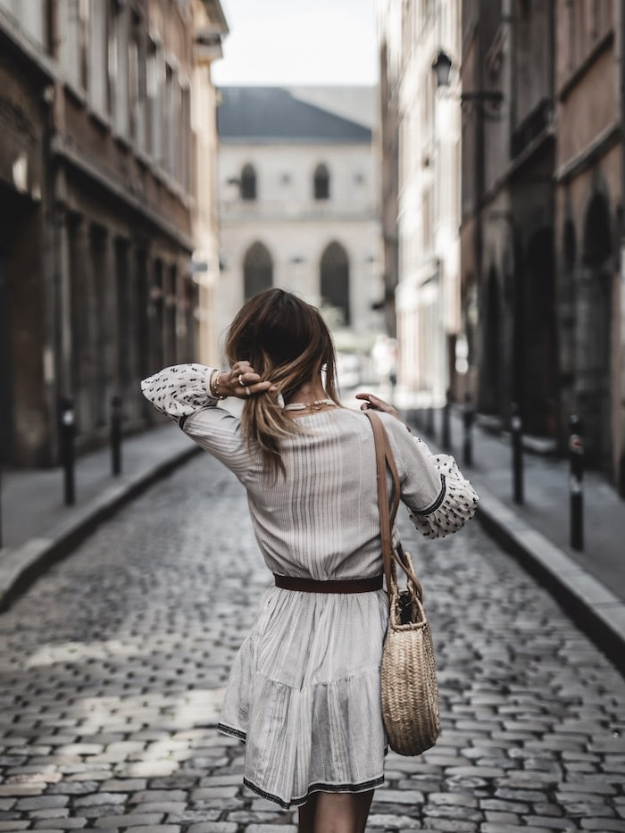 Look femme 2019 bottines Chloé Susanna blog mode France Lyon By Opaline