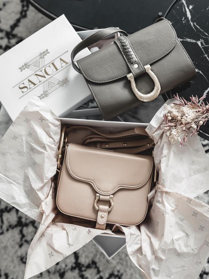 Sacs Sancia the label Maela et Gigi mini blog mode Lyon France By Opaline