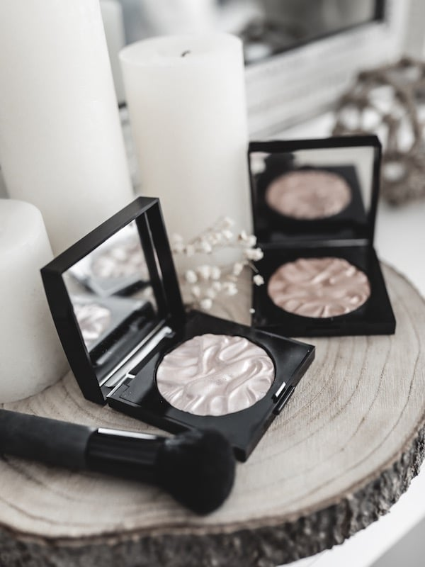 Coup de cœur maquillage make up highlighters Laura Mercier blog mode beauté By Opaline Lyon France