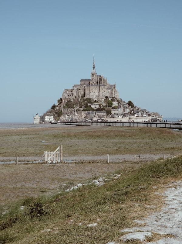 Voyage les incontournables de la Normandie Mont-Saint-Michel blog Lyon France By Opaline