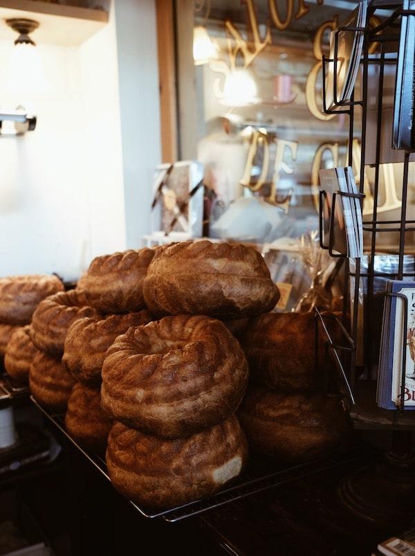 Voyage Normandie La maison du biscuit brioche pur beurre blog Lyon France By Opaline