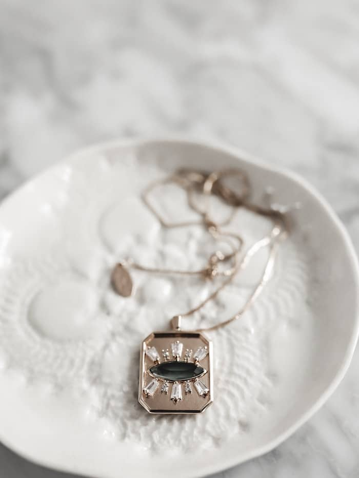 Coup de cœur collier necklace Athrna tourmaline Elizabeth Stone jewelry blog mode bijoux By Opaline Lyon France