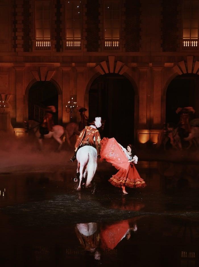 Séjour deux jours Puy du Fou spectacle Mousquetaire de Richelieu blog voyage By Opaline Lyon France