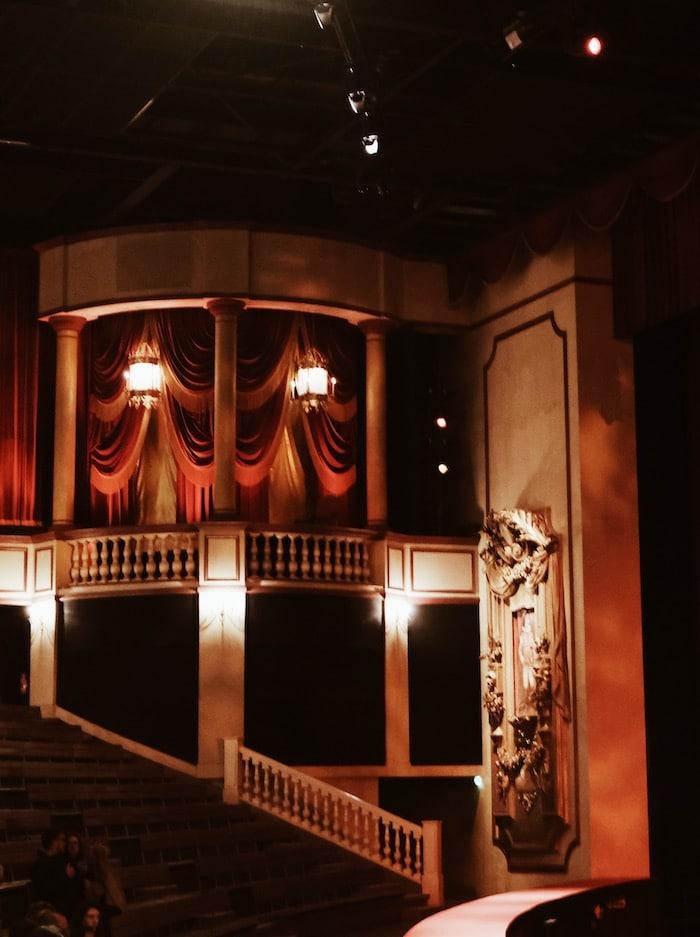 Grand théâtre du Puy du Fou blog voyage By Opaline Lyon France