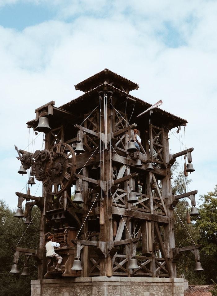 Séjour deux jours Puy du Fou spectacle grand carillon blog voyage By Opaline Lyon France