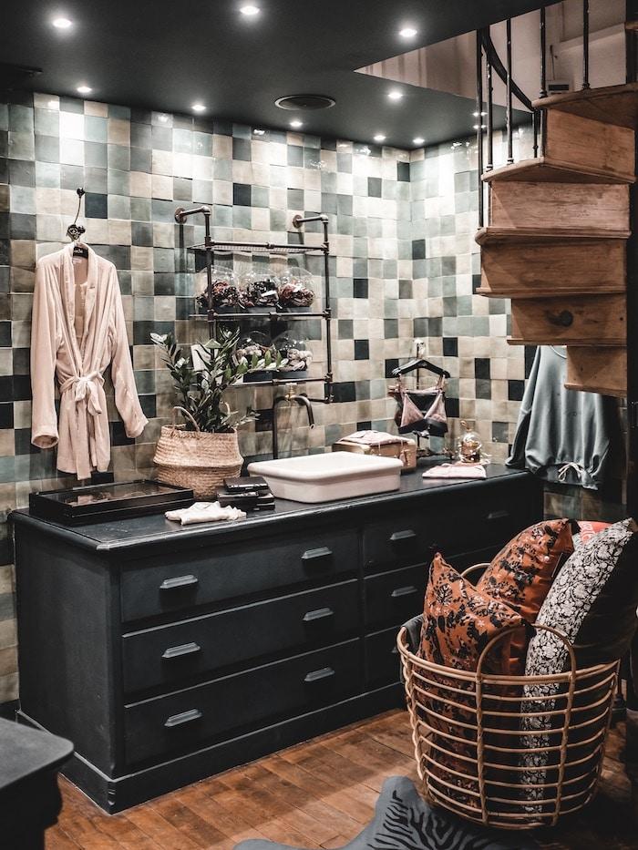 Boutique Lily Garçonne Lyon décoration intérieure homewear blog mode lifestyle Lyon France By Opaline